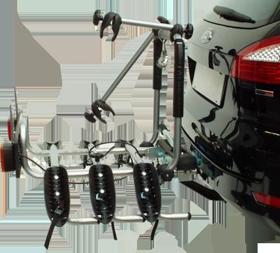 Praktické držáky na kola